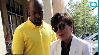 Lamar Odom Kanye West Tyga Celebrate Easter With the Kardash