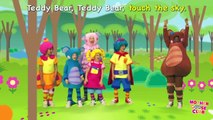 Teddy Bear, Teddy Bear and More Rhymes with Teddy | Nursery Rhymes from Mother Goose Club!