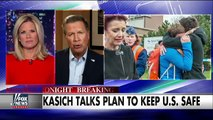 Kasich on plan to fight terror, path forward in 2016 race