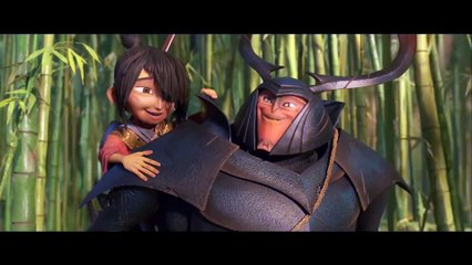 Kubo and The Two Strings NEW Trailer (Animation - 2016)
