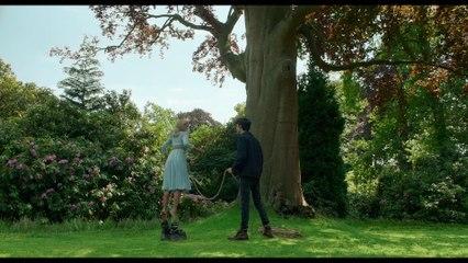MISS PEREGRINE Trailer (TIM BURTON - 2016)