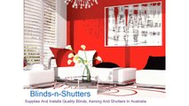 Blinds-n-Shutters - Supplies And Installs Quality Blinds, Awning And Shutters In Australia