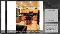 1174 Little Rock Wy, Las Vegas, NV 89123