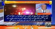 Why Terrorists Choose a Soft Target Like Gulshan e Iqbal Park - Najam Sethi Reveals