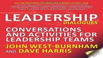 Download Leadership Dialogues  Conversations and activities for leadership teams