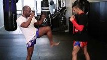 Muay Thai Training ★ Introduction to Muay Thai Kickboxing ★ Muay Thai Kickboxing MMA Techniques