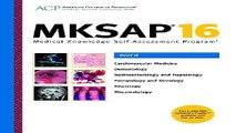 Digital book Mksap for Students: Medical Knowledge Self