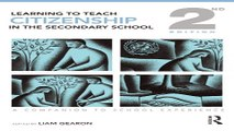 Read Learning to Teach Citizenship Bundle  Learning to Teach Citizenship in the Secondary School