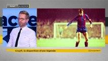 VIKASH DHORASOO et CHÉRIF GHEMMOUR évoquent Johan Cruyff