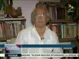 Pérez Esquivel: sacar a teleSUR de Argentina es una censura abierta