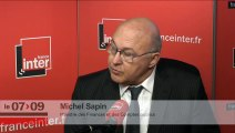 Loi Sapin2, corruption, efforts budgétaires : Michel Sapin répond à Patrick Cohen