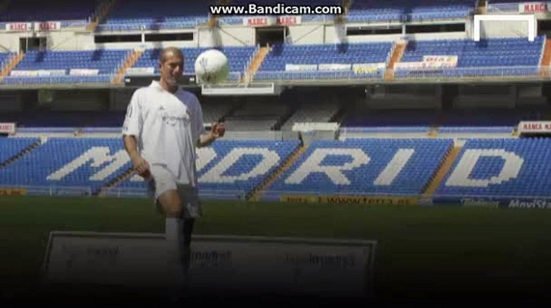 Legends World Cup: Zidane vs Puskas