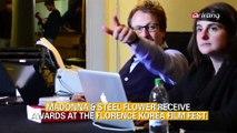 """""""MADONNA"""" & """"STEEL FLOWER"""" RECEIVE AWARDS AT THE FLORENCE KOREA FILM FEST"""