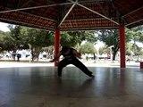 Manga Larga. Grupo Capoeira Brasil. Petrolina