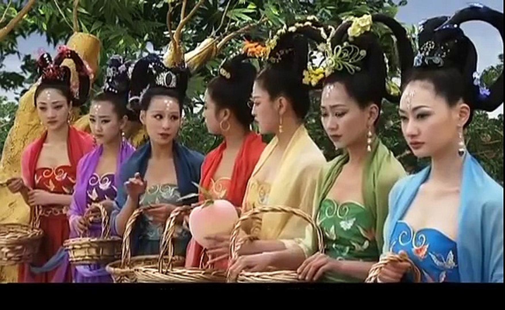 Tân Tây Du Ký, 2009,  HTV2, Tập 4, Thuyết Minh