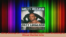 PDF  Dirty Boxing for Mixed Martial Arts From Wrestling to Mixed Martial Arts PDF Full Ebook