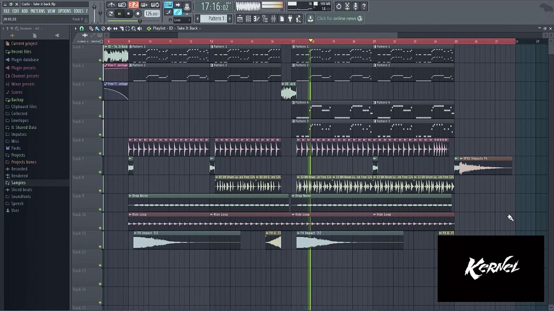Bougenvilla - Take It Back - FL Studio Remake