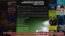 The Guide to a Successful Managed Services Practice  What Every SMB IT Service Provider