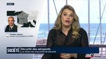 Frédéric Gallois analyse le mode opératoire du pirate de l'avion