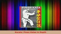 Download  Karate Pinan Katas in Depth Download Online
