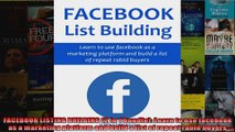 FACEBOOK LISTING BUILDING 2 in 1 bundle Learn to use facebook as a marketing platform