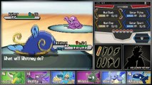 Pokémon Volt White 2 Randomizer Semi-Wedlocke #5: 2 Vid/tuần :v