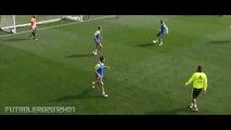 Foot : L'impressionnant slalom de Benzema à l'entraînement !