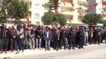 Şehit Jandarma Yüzbaşı Halil Özdemir'in Cenazesi, Memleketine Getirildi