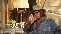 The Tourist - Johnny Depp talks about his 'first time'  MAD JACK THE PIRATE Cartoon