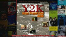 Complete Y2K Home Preparation Guide The