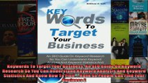 Keywords To Target Your Business An SEO Guide On Keyword Research So You Can Understand