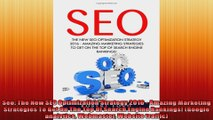 Seo The New SEO Optimization Strategy 2016  Amazing Marketing Strategies To Get On The