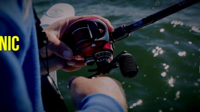 Bass Pro Shops Bionic Plus Baitcasting Reel