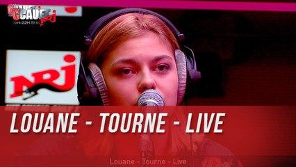 Louane - Tourne - Live - C'Cauet sur NRJ