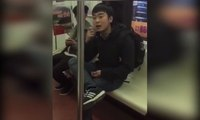 Voilà pourquoi il ne faut JAMAIS manger dans le métro en Chine