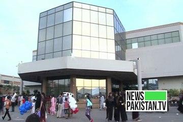 امریکی قونصل جنرل ڈرائن ہیتھ کی مائی کراچی ایکسپو آمد