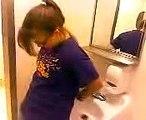 handcuffed handwashing