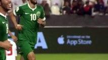 United Arab Emirates 1 - 1 Saudi Arabia All Goals and Highlights 29/3/2016