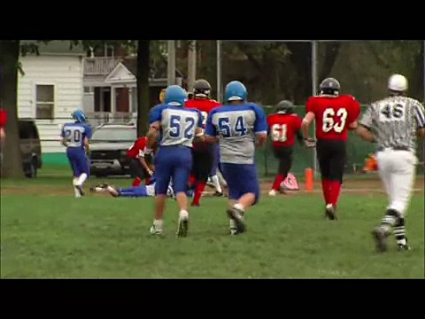 Jakob Loucks Football Highlights