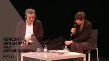 Rencontre Orhan Pamuk (3/3)- Cinéma du Réel 2016