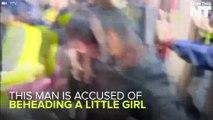 Little Girl Beheaded By Random Attacker In Taiwan