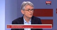 Invité : Jean-Claude Mailly - Preuves par 3 (29/03/2016)