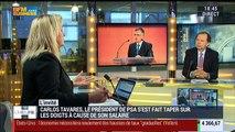 PSA Peugeot Citroën: Le redressement du groupe automobile français peut-il justifier la rémunération de Carlos Tavares ? - 29/03