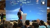 Hollande'ın da izleyeceği Fransa-Rusya maçı için güvenlik önlemleri en üst seviyede