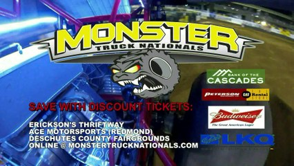 Monster Truck Nationals Redmond, OR