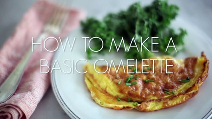 The Key To The Perfect Omelette