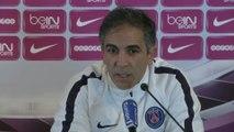 Foot - LdC féminine - PSG : Benstiti «Nos joueuses sont prêtes»
