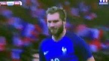 Superbe cou de tête d'André-Pierre Gignac avec les Bleus !