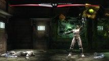 Injustice: Gods Among Us Ultimate Edition Gameplay #2- Cyborg v. Cyborg