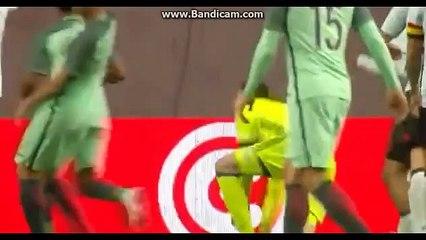 Cristiano ronaldo Vs Belgium Home - all individual highlights - portugal 2-0 Belgium
